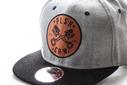 SnapBack Brown Piston